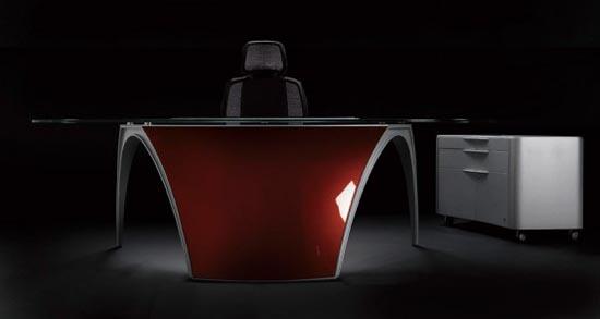 ... Ultra Modern Office Desk