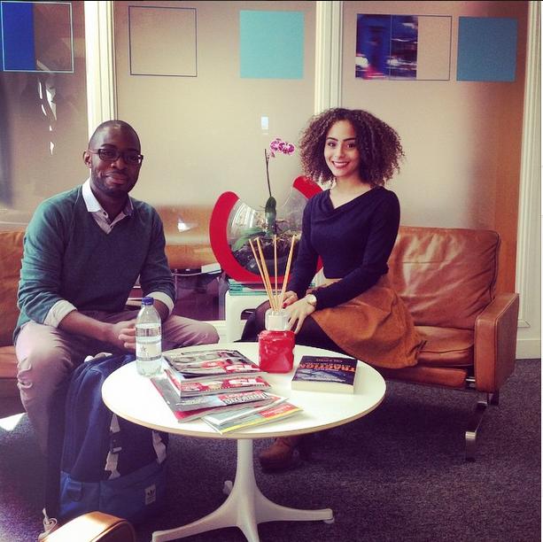 Nana Parry (left) Co-Founder & CEO Dubzoo